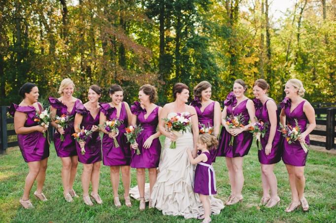 Chris & Marcy are Married | Wedding at the Reid Barn, Georgia | Brita Photography | Husband and Wife Atlanta Wedding Photography Team