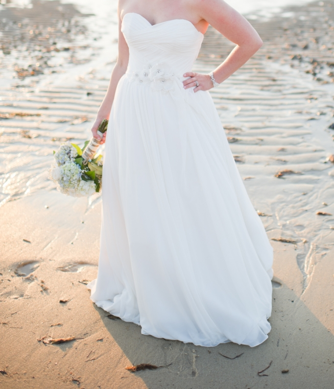 Hayley + Dave Are Married At Ocean Edge