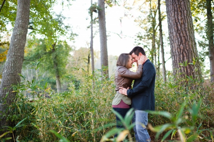 Kate and Brad - Atlanta Engagement Photography- Session by Brita Photography - romantic river engagement 13