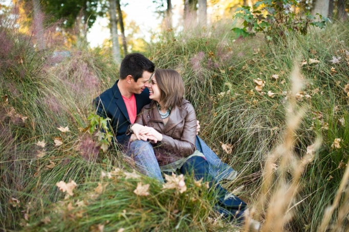 Kate and Brad - Atlanta Engagement Photography- Session by Brita Photography - romantic river engagement 18