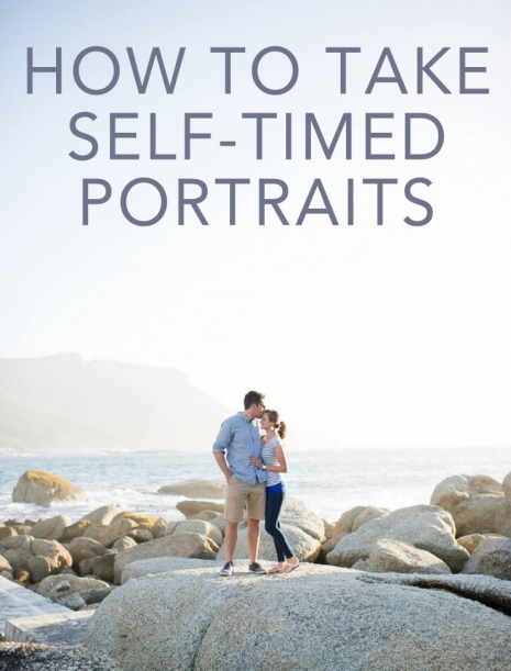 How to take self-timed portraits