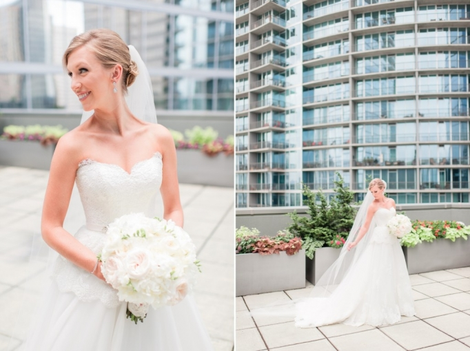 Erin And Troy Loews Hotel Atlanta Wedding City Photographer