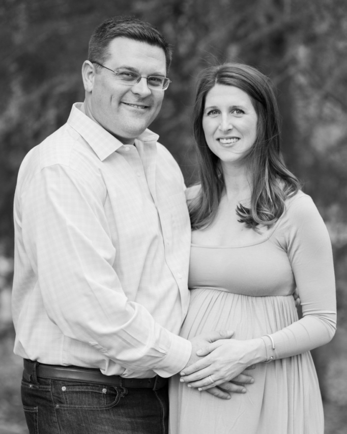 Cheney & Adam, winter, maternity session, romantic 12