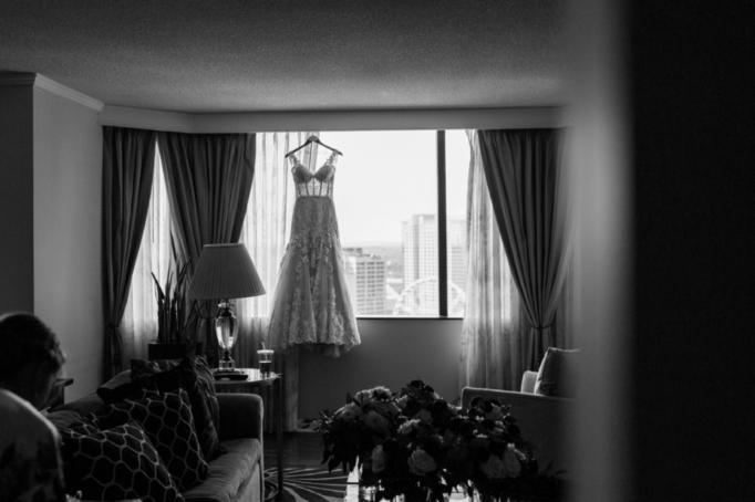 Romantic, ritz carlton, atlanta, wedding, city wedding, glamorous, Brita Photography007