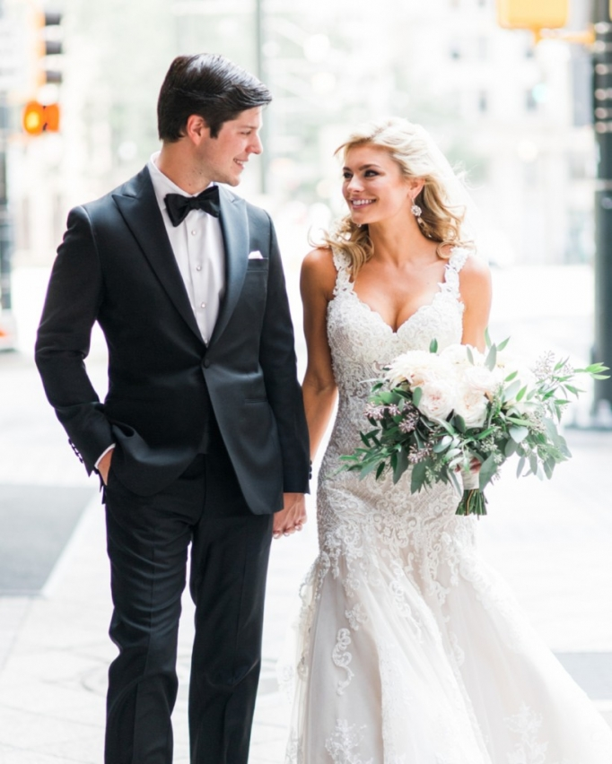Romantic, ritz carlton, atlanta, wedding, city wedding, glamorous, Brita Photography037